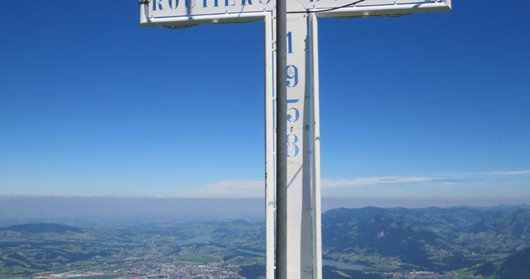 """Klettersteig Le Moléson """"Le Pillier"""""""
