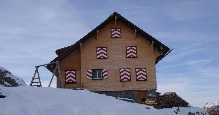 Winterraum Lidernenhütte
