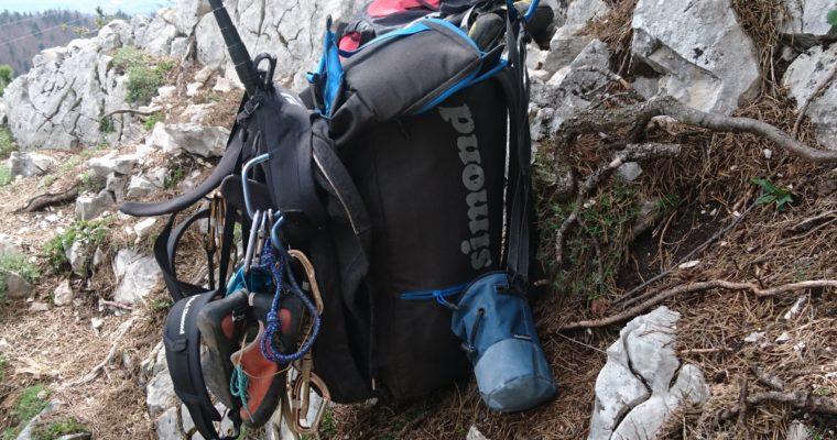 Klettern am Rüttelhorn