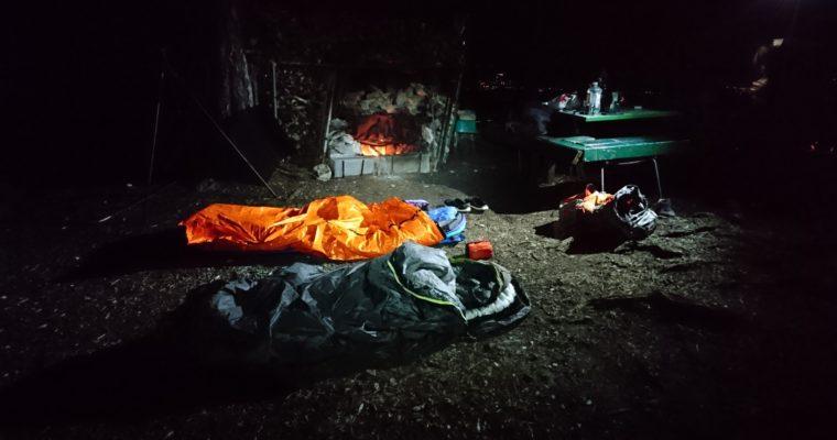 Biwaknacht auf der Roggenflue
