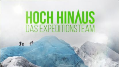 """Hoch Hinaus- Das Expeditionsteam"" Staffel 5"
