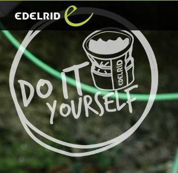 DIY Chalkbag von Edelried